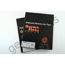 Шлифовальная бумага на латексе WPF Black 230мм/280мм Р80