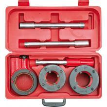 Клуппы для труб VOREL 1,5/2,0 (6 предметов) для нарезания резьбы (55830)