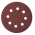 Шлифовальные кружки КND d125 с 8 отв. А500